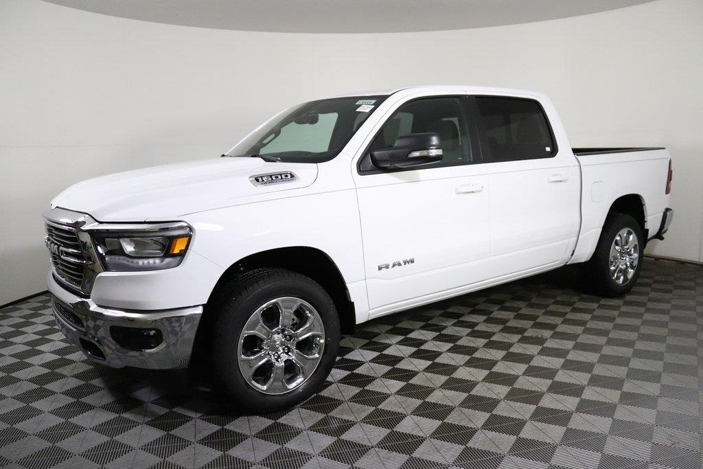 2021 Ram 1500 Crew Cab 4x4, Pickup #M210441 - photo 9