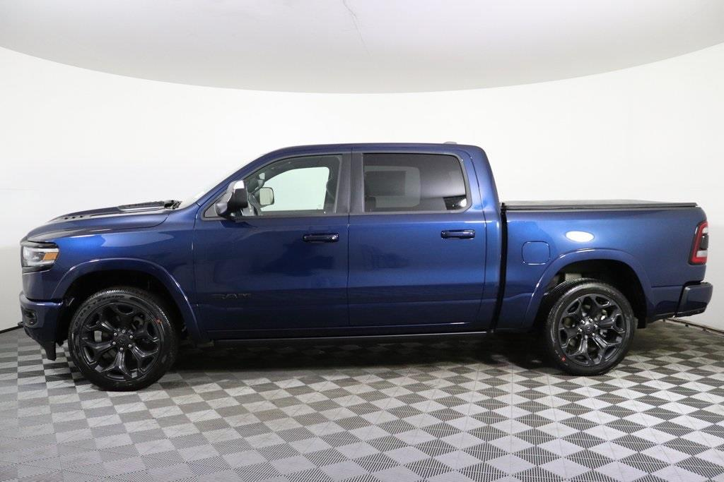 2021 Ram 1500 Crew Cab 4x4, Pickup #M210444 - photo 3