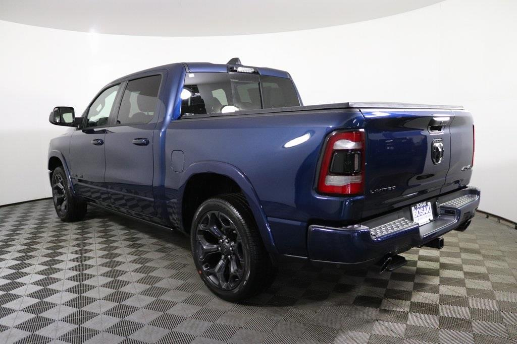 2021 Ram 1500 Crew Cab 4x4, Pickup #M210444 - photo 2