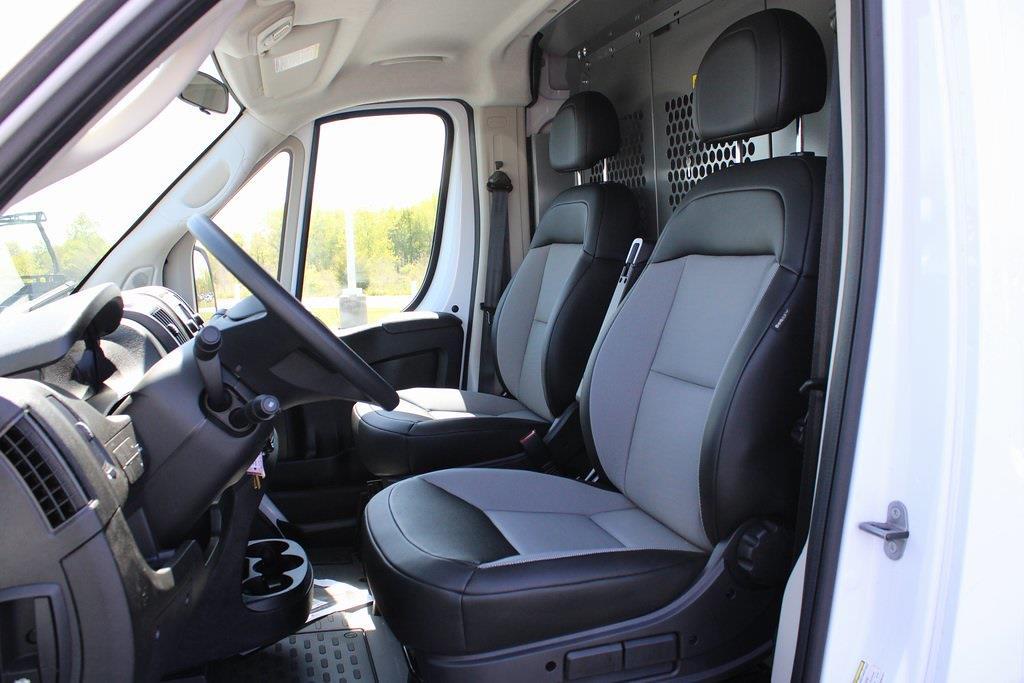 2021 Ram ProMaster 3500 High Roof FWD, Adrian Steel Upfitted Cargo Van #M210473 - photo 12