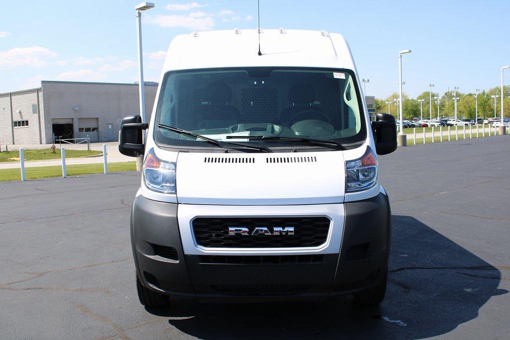 2021 Ram ProMaster 3500 High Roof FWD, Adrian Steel Upfitted Cargo Van #M210473 - photo 9
