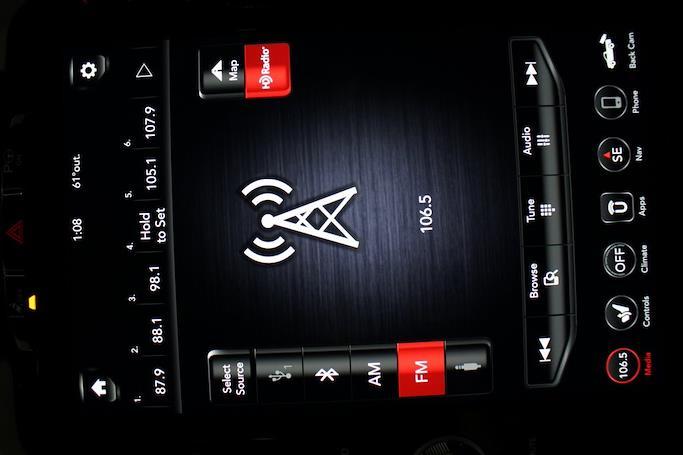 2021 Ram 1500 Crew Cab 4x4, Pickup #M210576 - photo 19