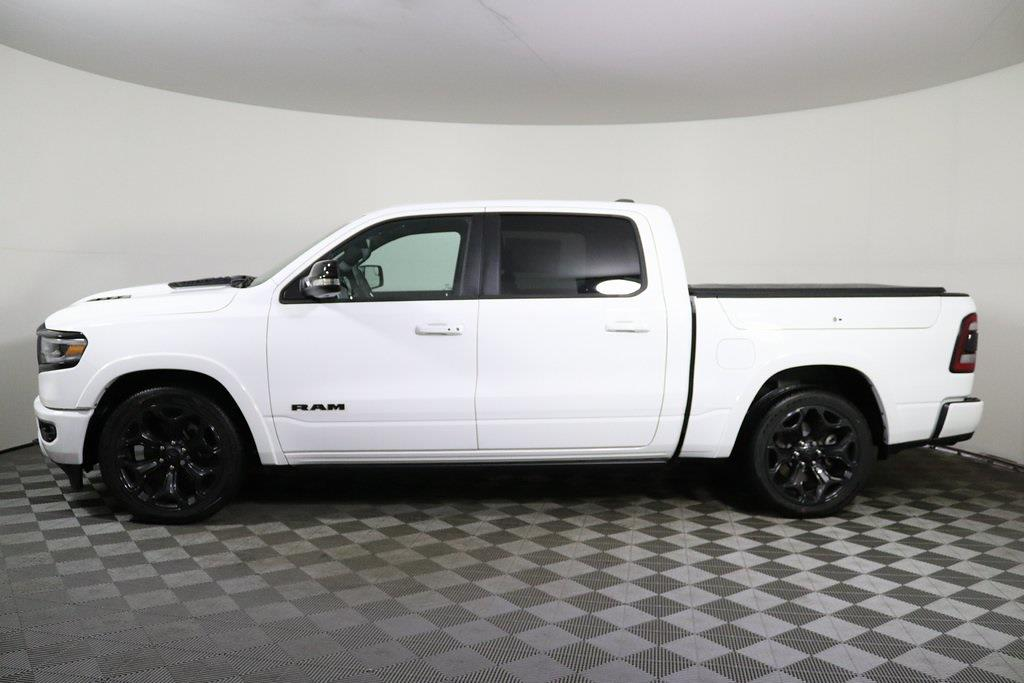 2021 Ram 1500 Crew Cab 4x4, Pickup #M210586 - photo 3