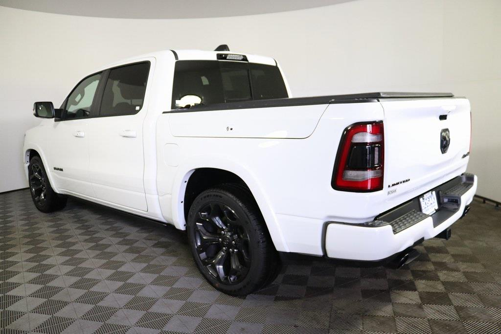 2021 Ram 1500 Crew Cab 4x4, Pickup #M210586 - photo 2