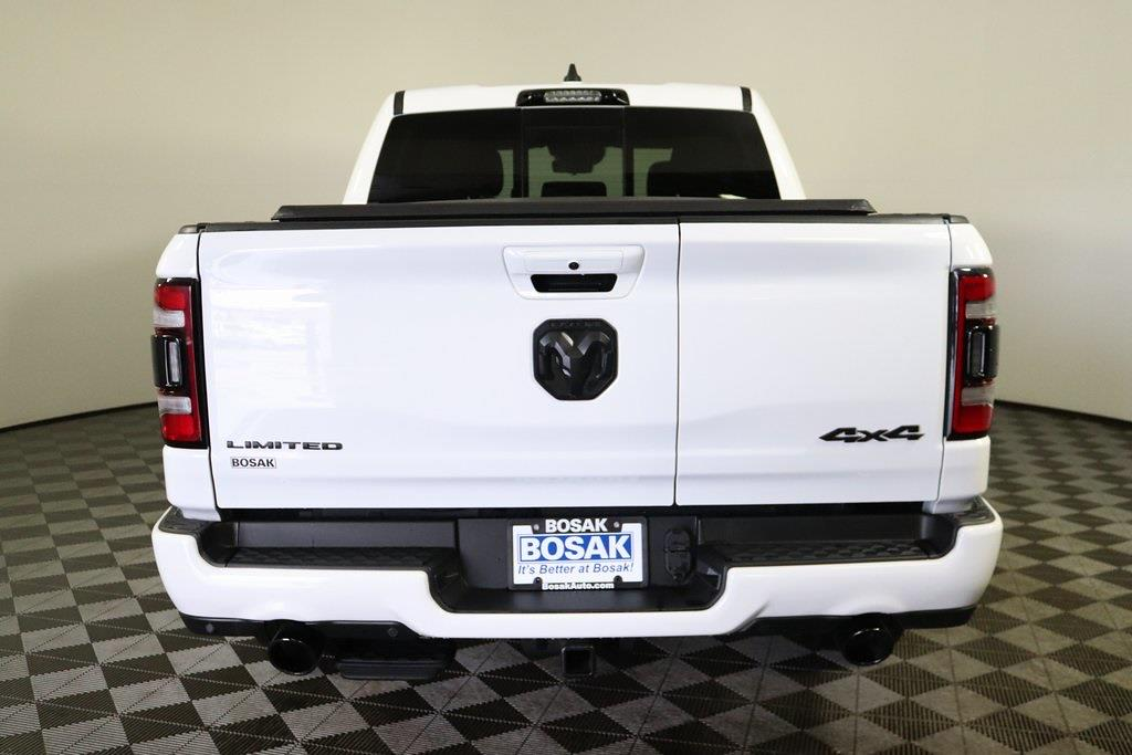 2021 Ram 1500 Crew Cab 4x4, Pickup #M210586 - photo 4