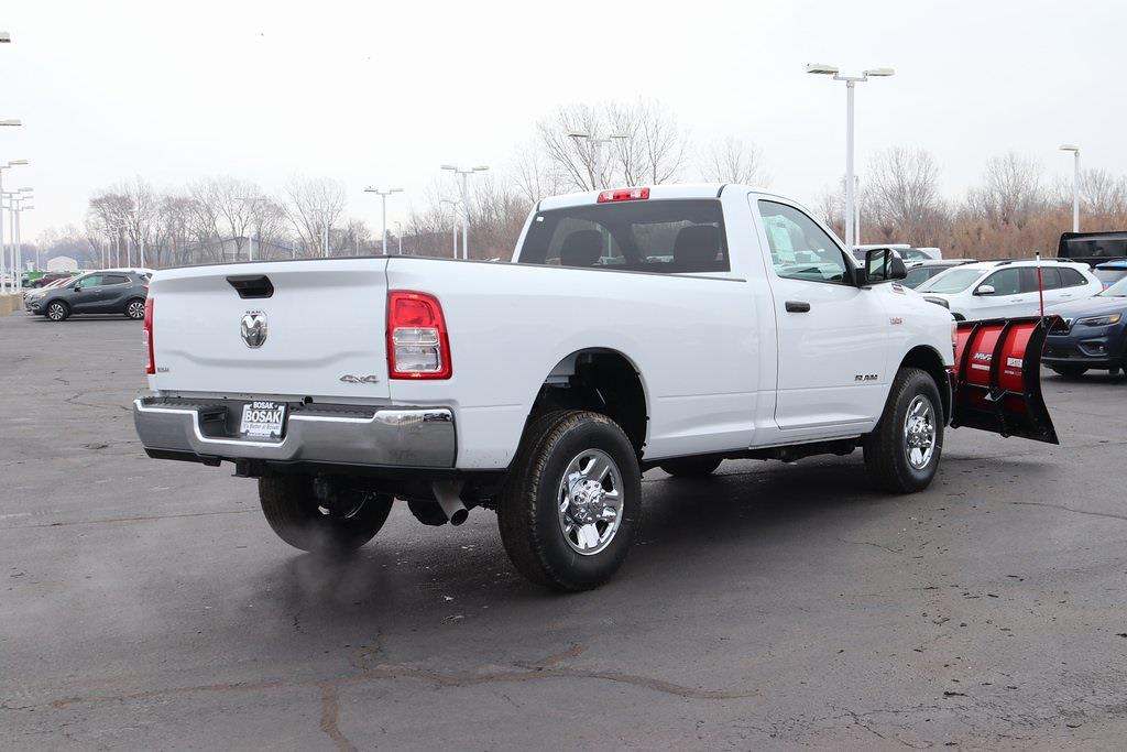 2021 Ram 2500 Regular Cab 4x4, Western Snowplow Pickup #M210588 - photo 5