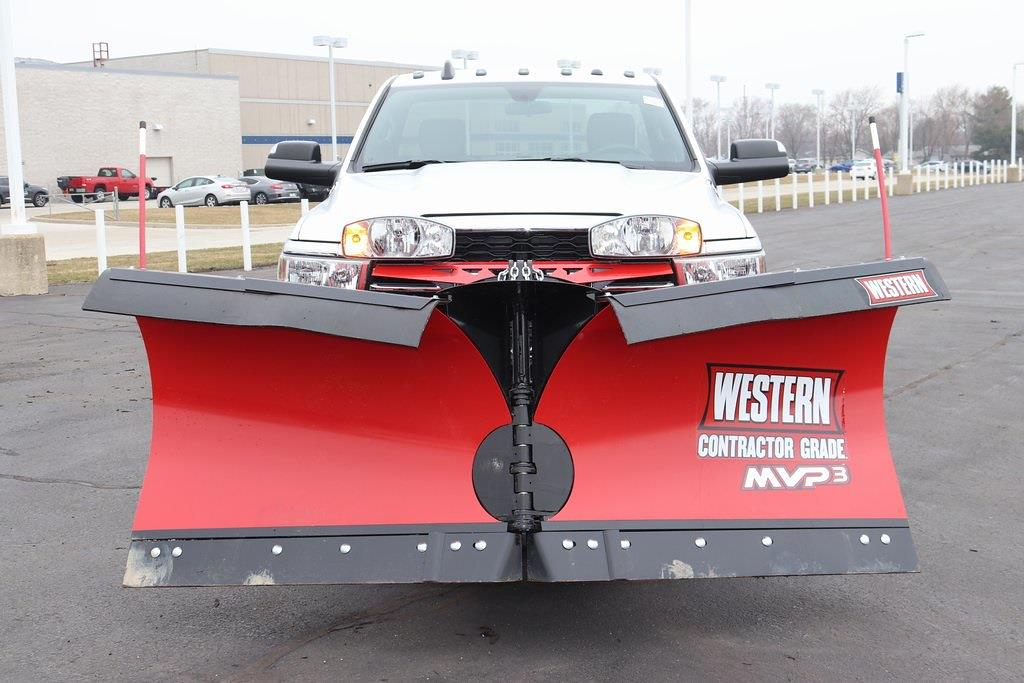 2021 Ram 2500 Regular Cab 4x4, Western Snowplow Pickup #M210588 - photo 8
