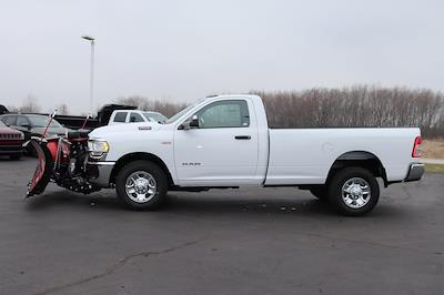 2021 Ram 2500 Regular Cab 4x4, Western Snowplow Pickup #M210588 - photo 3