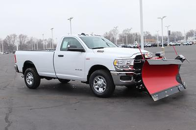 2021 Ram 2500 Regular Cab 4x4, Western Snowplow Pickup #M210588 - photo 7