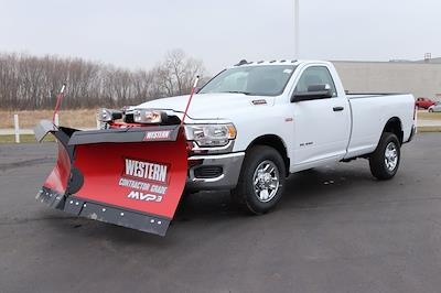 2021 Ram 2500 Regular Cab 4x4, Western Snowplow Pickup #M210588 - photo 9