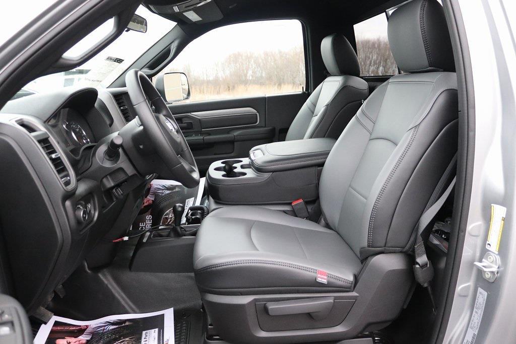 2021 Ram 2500 Regular Cab 4x4, Western Snowplow Pickup #M210618 - photo 10