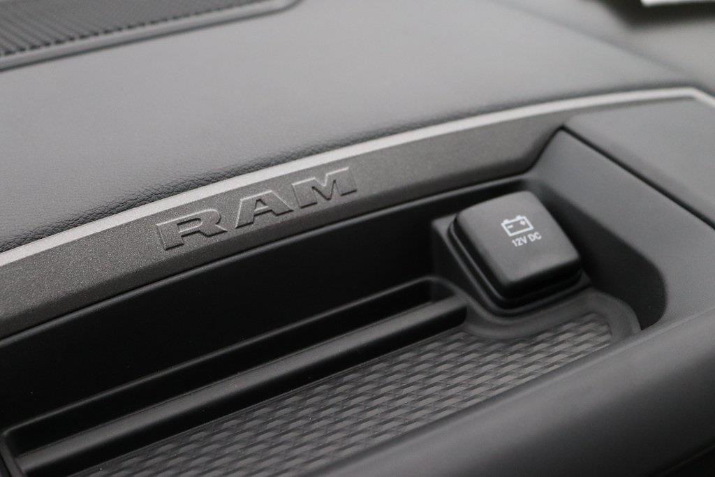 2021 Ram 2500 Regular Cab 4x4, Western Snowplow Pickup #M210618 - photo 17