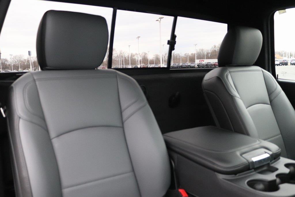 2021 Ram 2500 Regular Cab 4x4, Western Snowplow Pickup #M210618 - photo 27