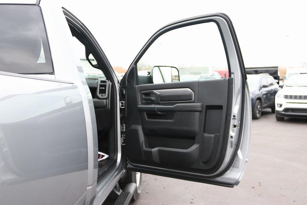 2021 Ram 2500 Regular Cab 4x4, Western Snowplow Pickup #M210618 - photo 29