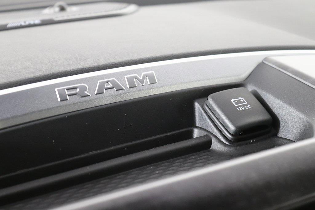 2021 Ram 1500 Quad Cab 4x4, Pickup #M210635 - photo 18