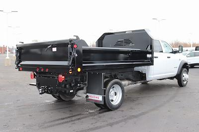 2021 Ram 4500 Crew Cab DRW 4x4, Crysteel E-Tipper Dump Body #M210647 - photo 5