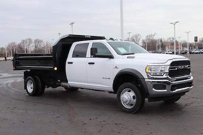 2021 Ram 4500 Crew Cab DRW 4x4, Crysteel E-Tipper Dump Body #M210647 - photo 7