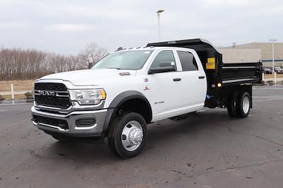 2021 Ram 4500 Crew Cab DRW 4x4, Crysteel E-Tipper Dump Body #M210647 - photo 9