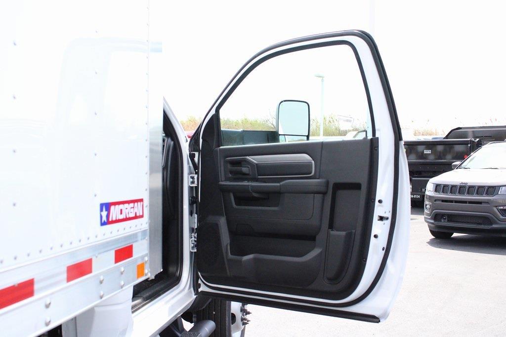 2021 Ram 5500 Regular Cab DRW 4x2, Morgan Dry Freight #M210661 - photo 29