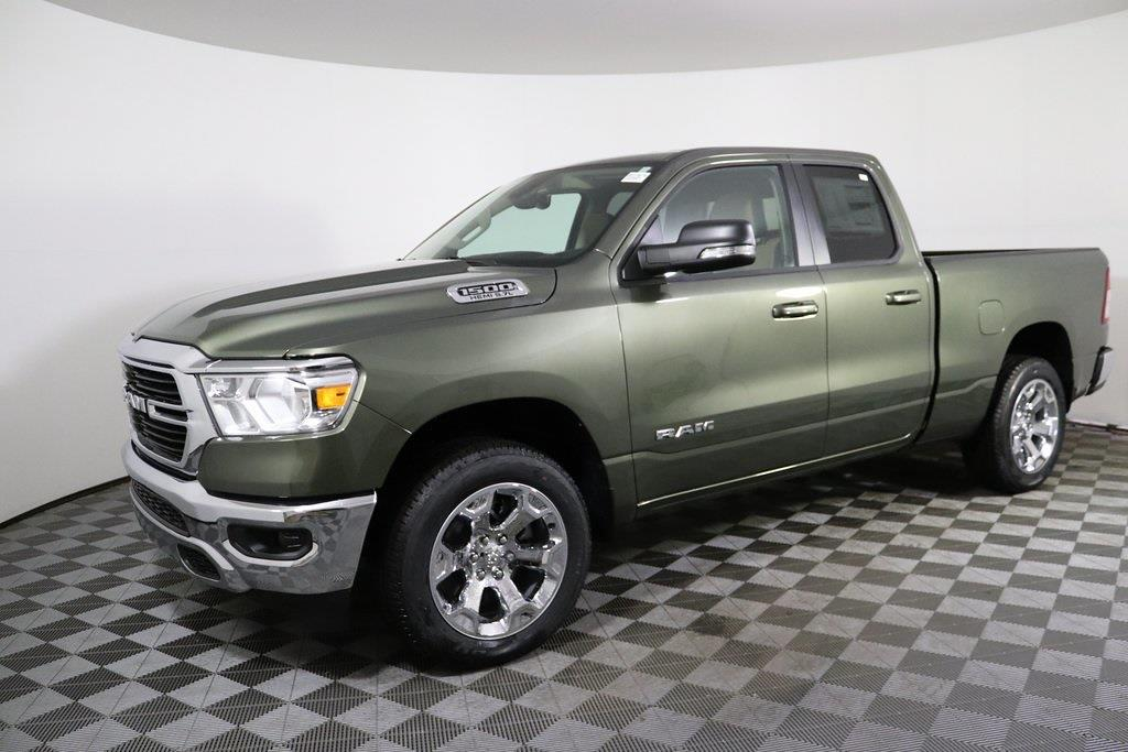 2021 Ram 1500 Quad Cab 4x4, Pickup #M210676 - photo 1