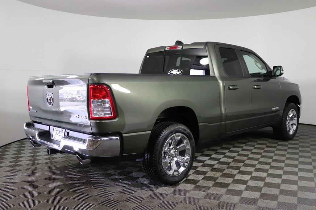 2021 Ram 1500 Quad Cab 4x4, Pickup #M210676 - photo 5