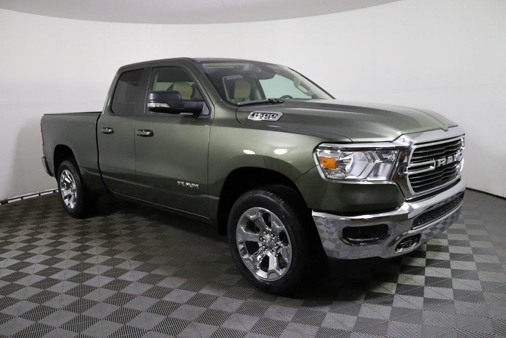 2021 Ram 1500 Quad Cab 4x4, Pickup #M210676 - photo 7