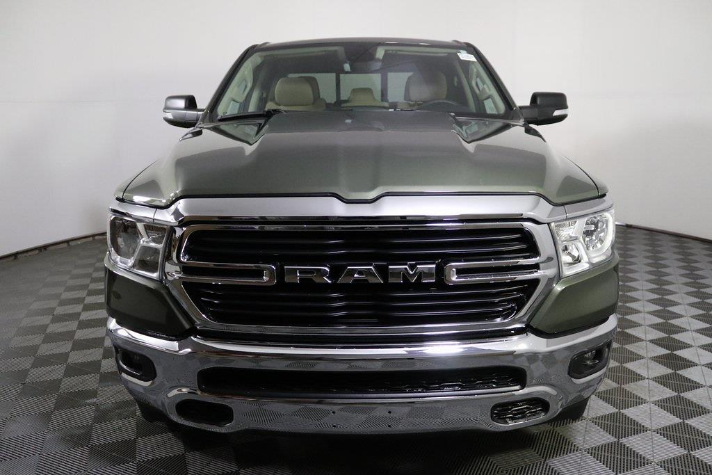 2021 Ram 1500 Quad Cab 4x4, Pickup #M210676 - photo 8