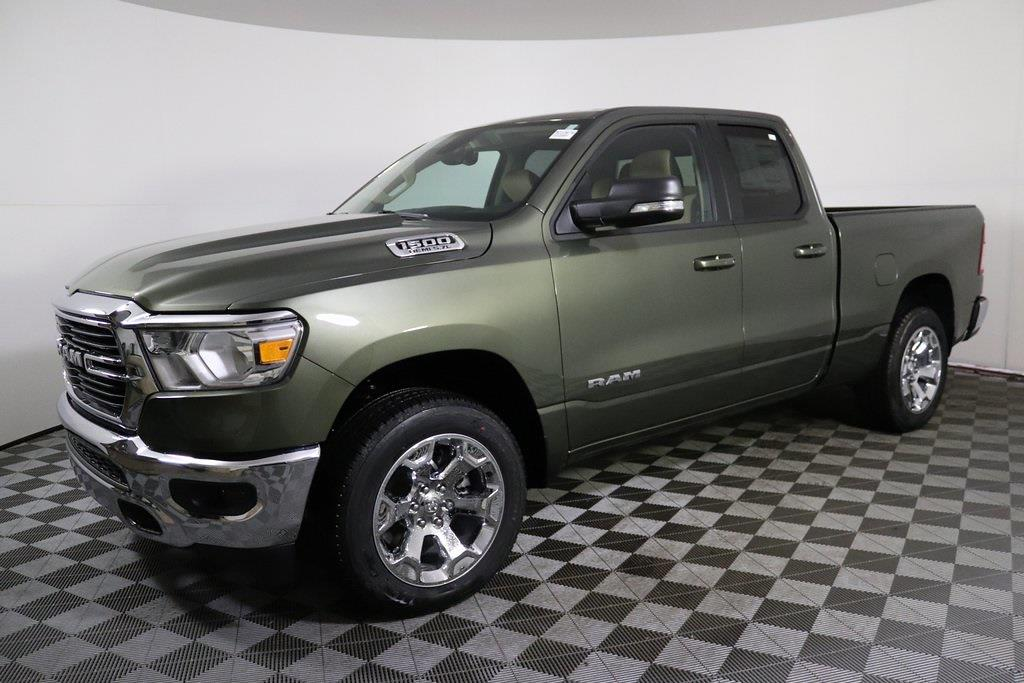 2021 Ram 1500 Quad Cab 4x4, Pickup #M210676 - photo 9