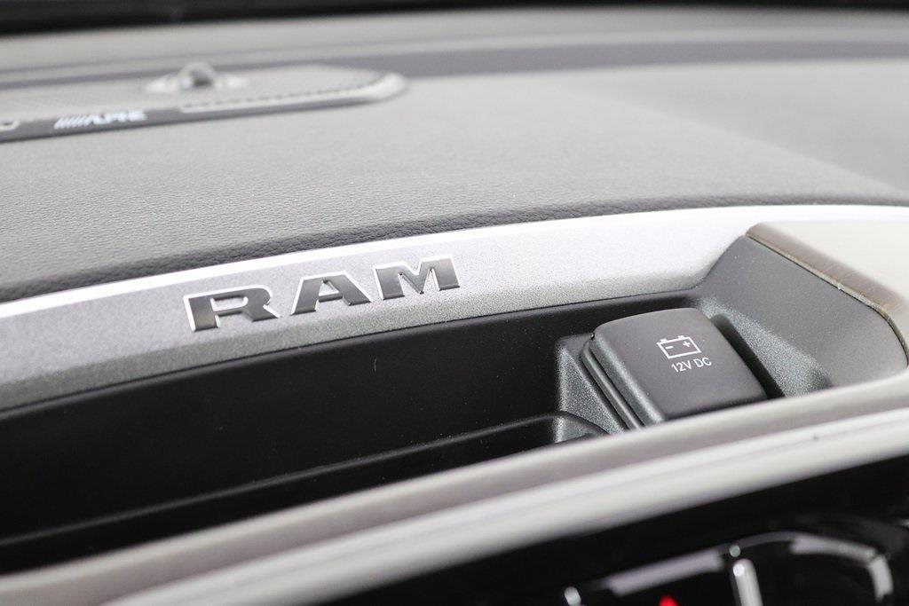 2021 Ram 1500 Crew Cab 4x4, Pickup #M210687 - photo 18