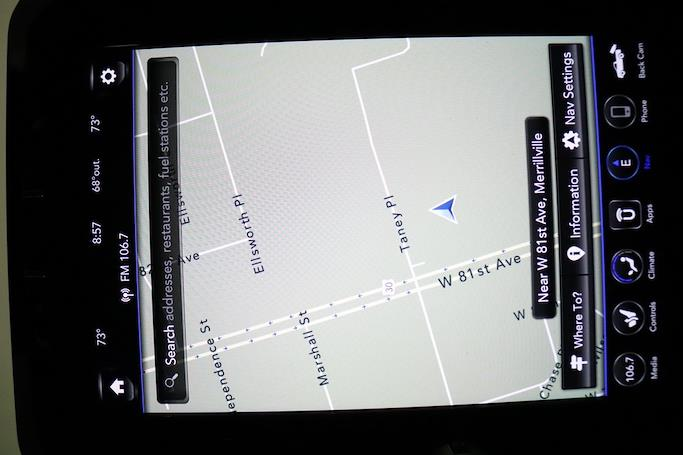2021 Ram 1500 Crew Cab 4x4, Pickup #M210703 - photo 21