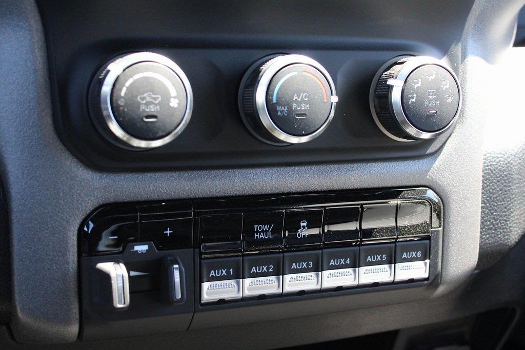2021 Ram 3500 Regular Cab DRW 4x4, Crysteel E-Tipper Dump Body #M210726 - photo 21