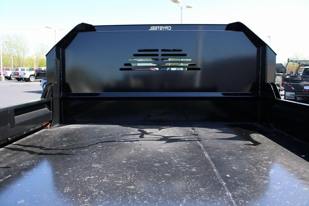 2021 Ram 3500 Regular Cab DRW 4x4, Crysteel E-Tipper Dump Body #M210726 - photo 29