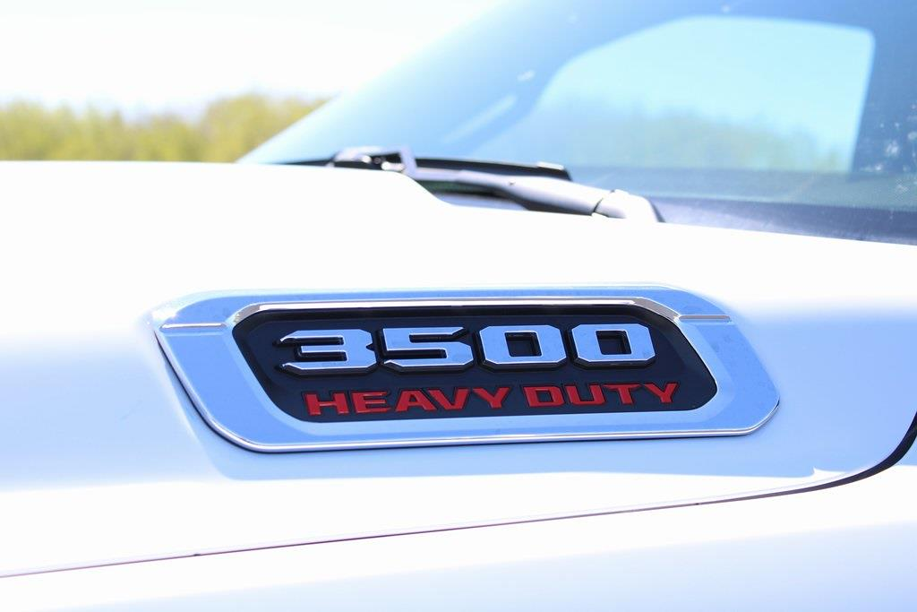 2021 Ram 3500 Regular Cab DRW 4x4, Crysteel E-Tipper Dump Body #M210726 - photo 30