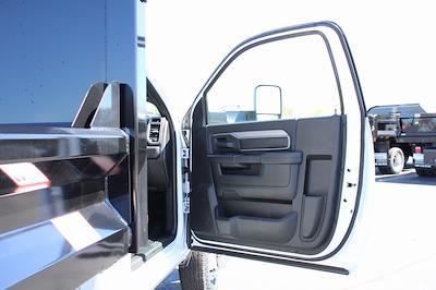 2021 Ram 3500 Regular Cab DRW 4x4, Crysteel E-Tipper Dump Body #M210726 - photo 28