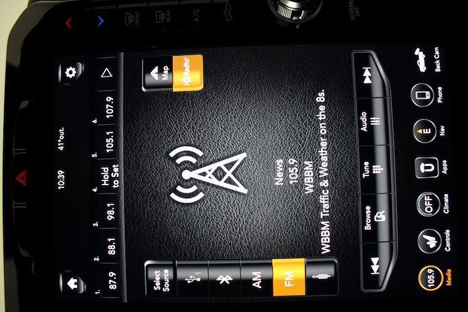 2021 Ram 1500 Crew Cab 4x4,  Pickup #M210762 - photo 19