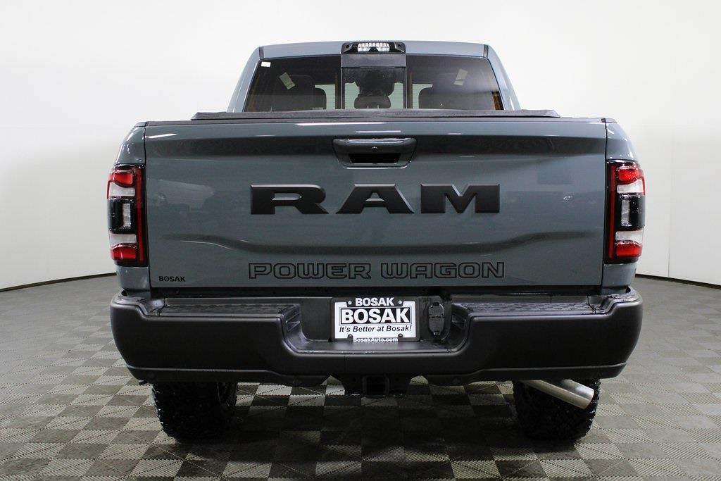 2021 Ram 2500 Crew Cab 4x4, Pickup #M210767 - photo 4