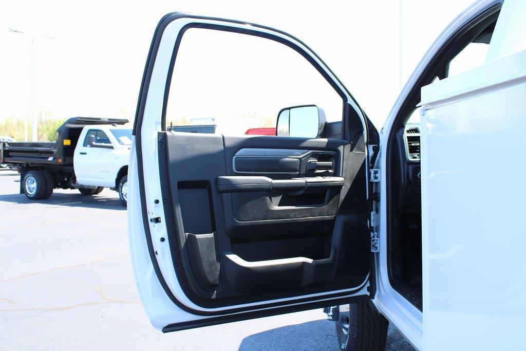 2021 Ram 3500 Regular Cab DRW 4x4, Reading SL Service Body #M210768 - photo 24