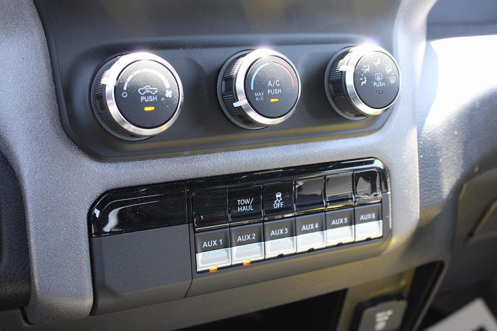 2021 Ram 3500 Regular Cab DRW 4x4, Knapheide Drop Side Dump Body #M210789 - photo 21