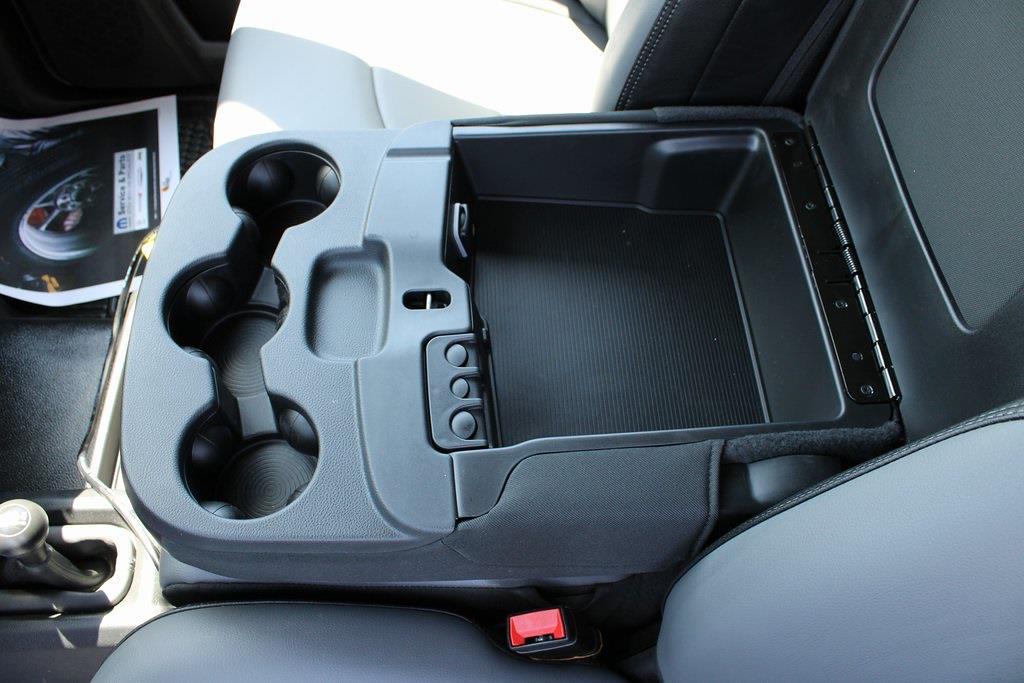 2021 Ram 3500 Regular Cab DRW 4x4, Knapheide Drop Side Dump Body #M210789 - photo 25