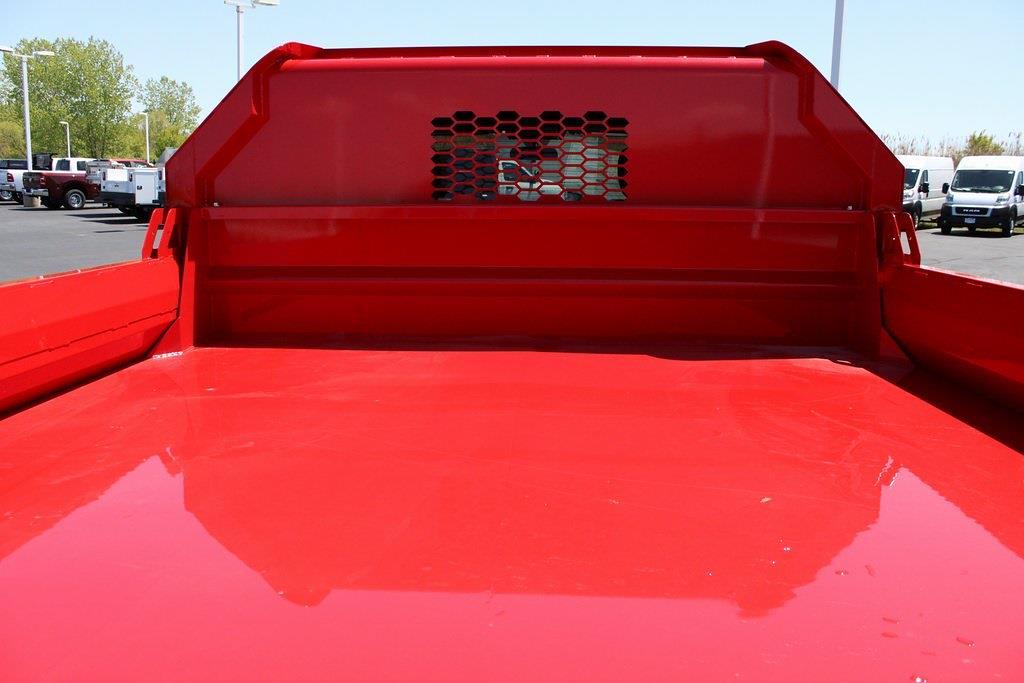 2021 Ram 3500 Regular Cab DRW 4x4, Knapheide Drop Side Dump Body #M210789 - photo 30