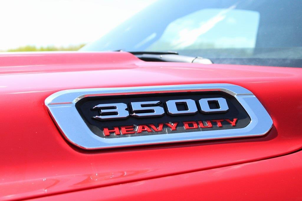 2021 Ram 3500 Regular Cab DRW 4x4, Knapheide Drop Side Dump Body #M210789 - photo 31