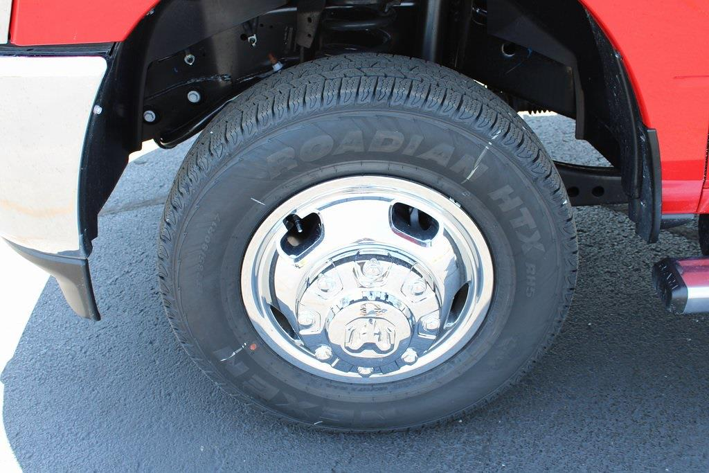 2021 Ram 3500 Regular Cab DRW 4x4, Knapheide Drop Side Dump Body #M210789 - photo 32