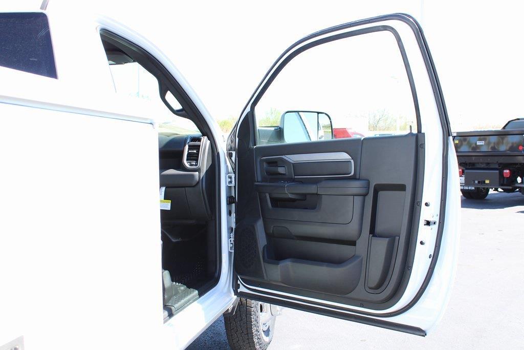 2021 Ram 3500 Regular Cab DRW 4x4, Service Body #M210797 - photo 30
