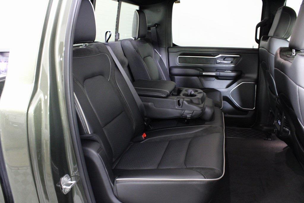 2021 Ram 1500 Crew Cab 4x4, Pickup #M210822 - photo 32