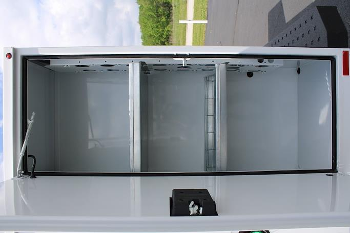2021 Ram 5500 Crew Cab DRW 4x4, Knapheide Steel Service Body #M210831 - photo 32