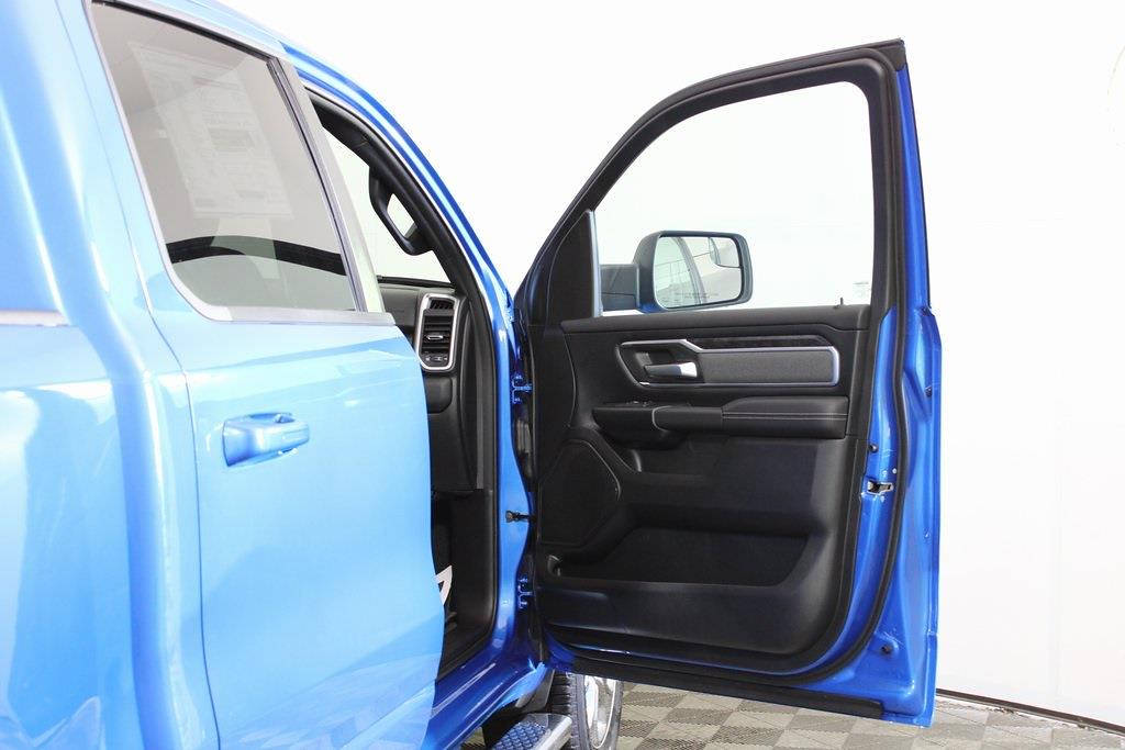 2021 Ram 1500 Crew Cab 4x4, Pickup #M210846 - photo 37