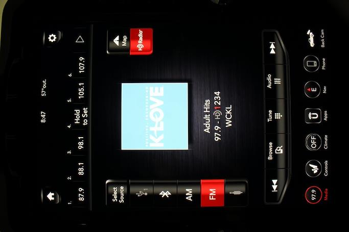 2021 Ram 1500 Crew Cab 4x4, Pickup #M210847 - photo 19