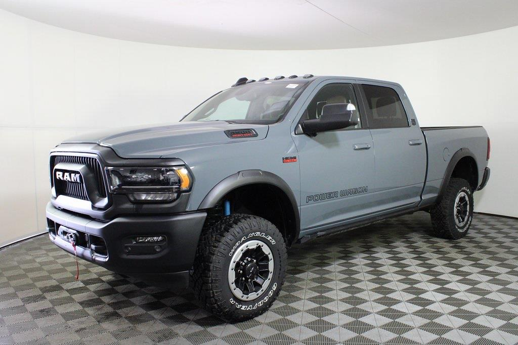 2021 Ram 2500 Crew Cab 4x4, Pickup #M210848 - photo 10