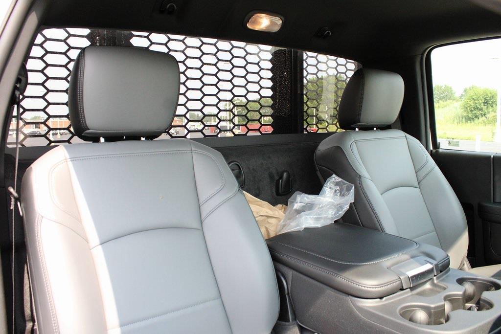 2021 Ram 5500 Regular Cab DRW 4x4, Knapheide Value-Master X Platform Body #M210850 - photo 25