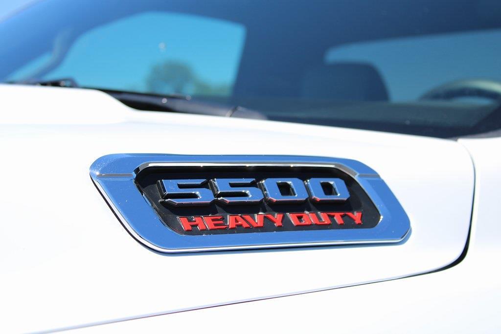 2021 Ram 5500 Regular Cab DRW 4x4, Knapheide Value-Master X Platform Body #M210850 - photo 28